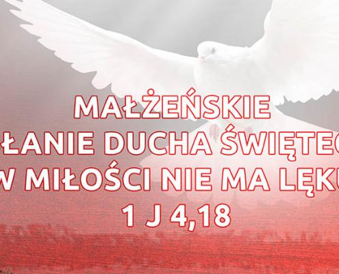 Małżeńskie zesłanie Ducha Św.