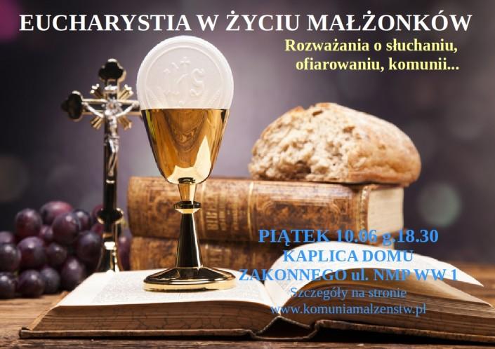 Eucharystia w życiu małżeństwa